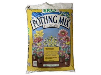 EKO Organic All Purpose Potting Mix 1.5cuft