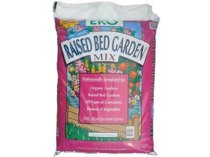 EKO Organic Raised Bed Planting Mix 1.5cuft