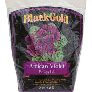 Black Gold African Violet Potting Soil - 8QT