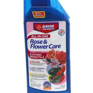Bayer Advanced All-in-One Rose & Flower Care - 32oz