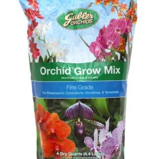 Gubler Fine Grade Orchid Grow Mix - 4 Dry Quarts