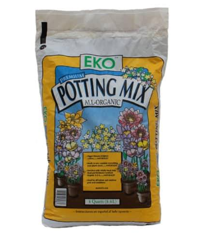 EKO Premium All-Organic Potting Mix - 8QT