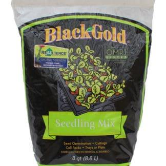Black Gold Seedling Soil Mix - 8QT