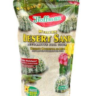 Hoffman Decorative Western Desert Sand Soil Cover - 2 Dry Quarts
