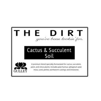 succulent soil small bag